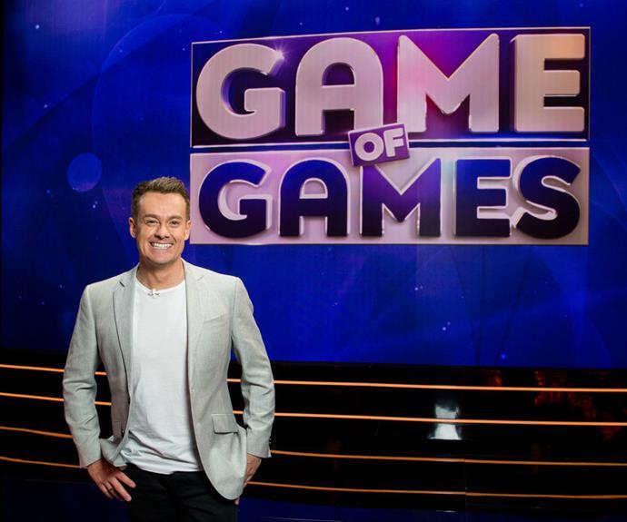 Grant Denyer Game of Games