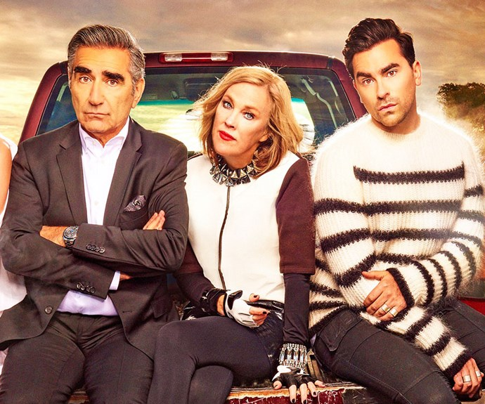 Schitt's Creek star Daniel Levy on what makes the show so special