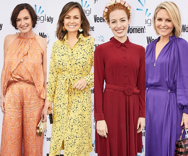 Women of the Future 2018: All the looks from the red carpet