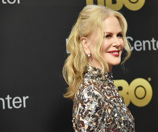 Nicole Kidman makes left-field choice of plus one for film premiere