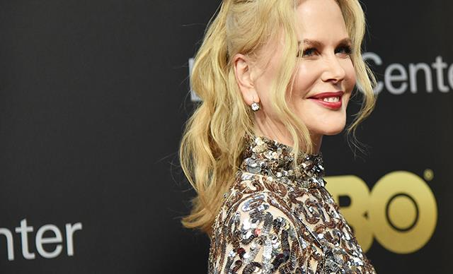 Nicole Kidman makes left-field choice of plus one for film premiere