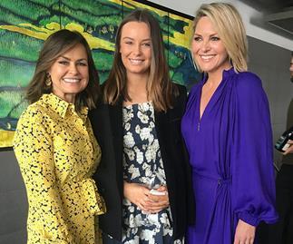 Women of the Future 2018: Pals Lisa Wilkinson and Georgie Gardner reunite at awards