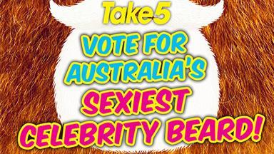 Australia's 20 Sexiest Celebrity Beards revealed!