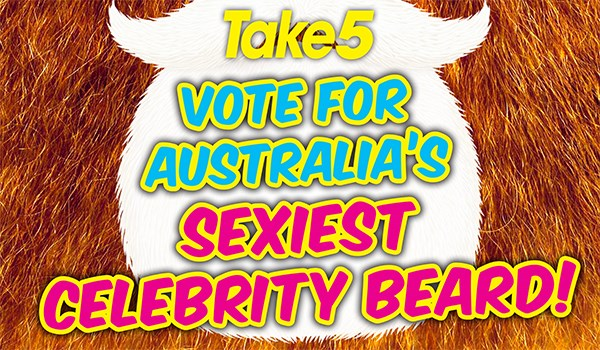 Australia's 20 Sexiest Celebrity Beards revealed!