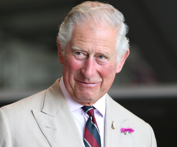 Prince Charles shares rare home photo