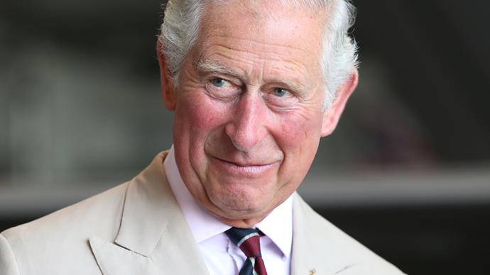 Prince Charles shares rare home photo