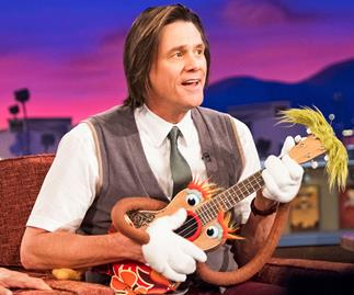 Jim Carrey returns to series TV in new drama Kidding