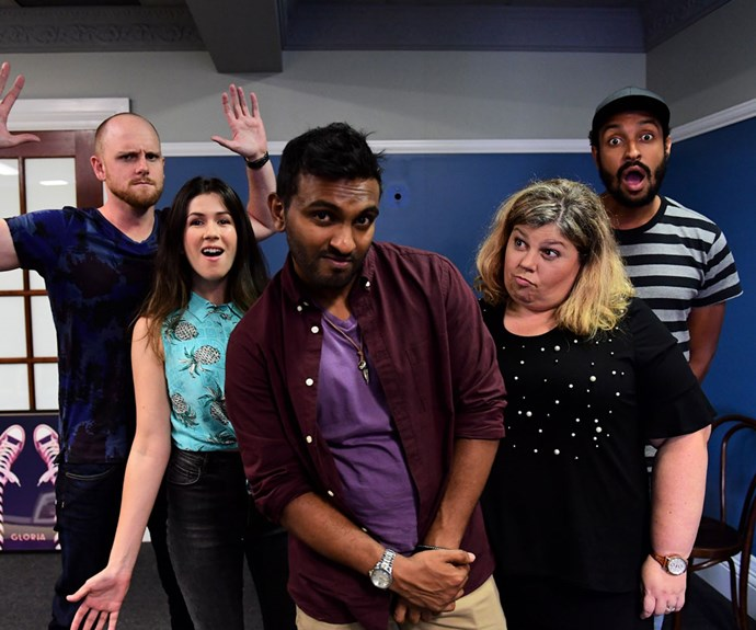 Nazeem Hussain, Urzila Carlson, Matt Okine and more to star in Seven's new sketch show