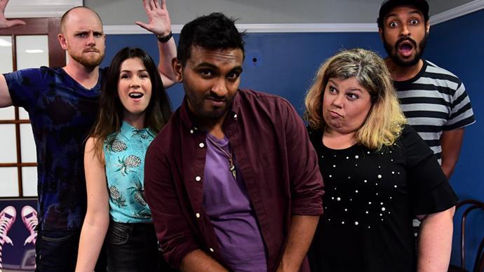 Nazeem Hussain, Urzila Carlson, Matt Okine and more to star in Seven's new sketch show