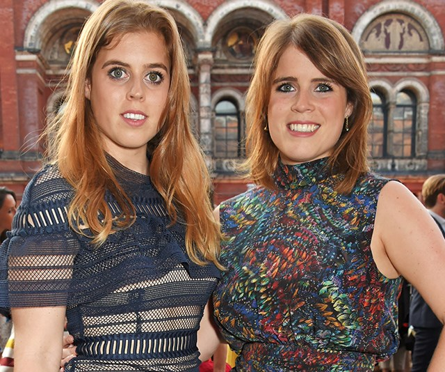 Princess Eugenie shares adorable throwback childhood photo with Princess Beatrice