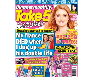 Take 5 Bumper Monthly October Issue