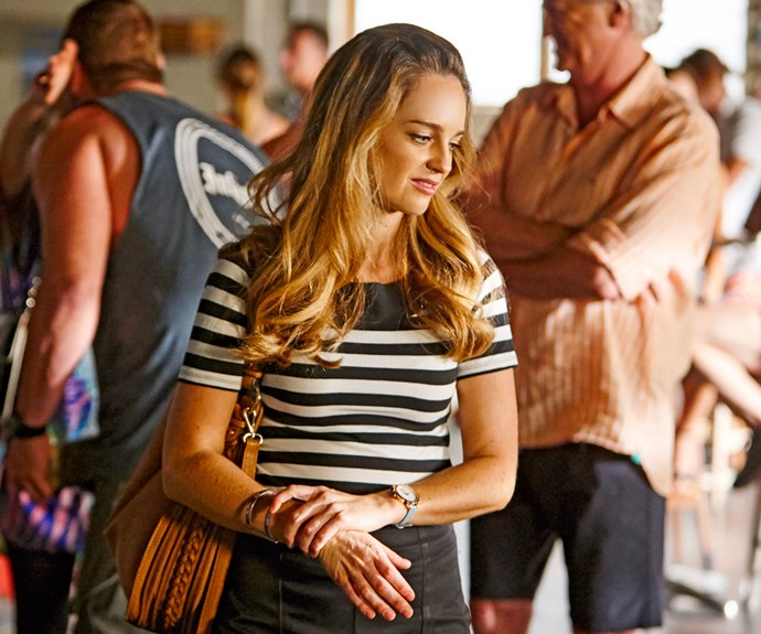 Home and Away's Tori proposes a wild idea to Robbo, but will he say yes?