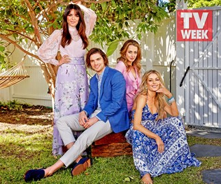 The stars of Playing For Keeps take on the TV WEEK 2 Minute Challenge
