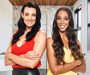 The Block's single gals Carla and Bianca open up about love