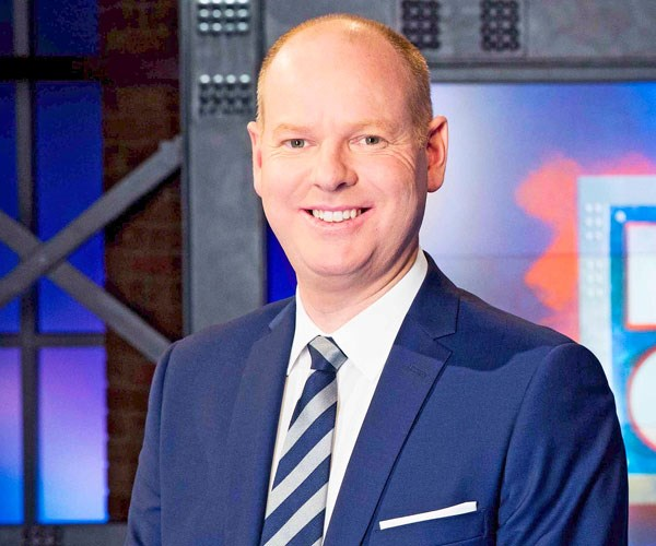 Hard Quiz Returns! Tom Gleeson is happy to grill everyday experts on his hit game show