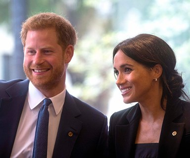 Prince Harry and Duchess Meghan's Australian tour details revealed