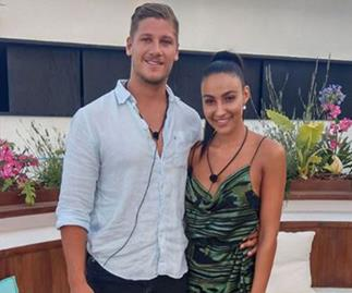 Love Island's Dom Thomas fuels dating speculation with Tayla Damir