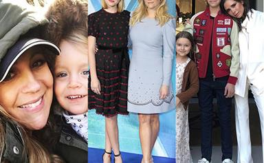 Mum's the word! 11 celebrity mums who are great role models