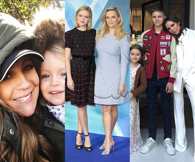 Celebrity mums who are great role models