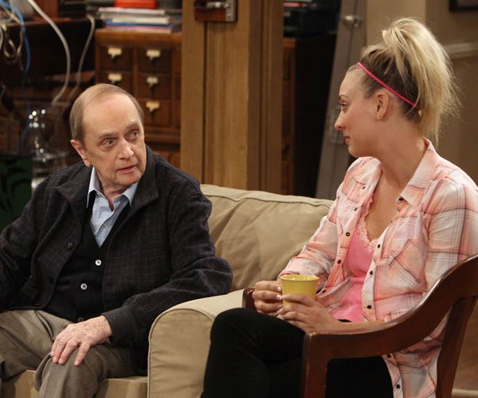 Bob Newhart to return for the final season of The Big Bang Theory