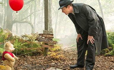 Ewan McGregor brings Winnie-The-Pooh back to the big screen in Christopher Robin