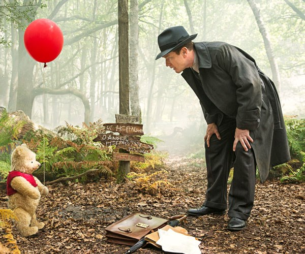 Ewan McGregor brings Winnie-The-Pooh back to the big screen in Christopher Robin