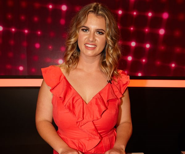 My Kitchen Rules star Jazzey is looking for love on Take Me Out