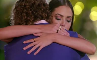 The Bachelor Australia's Tenille opens up about her heartbreaking exit