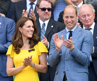 Prince William just revealed his and Duchess Catherine's favourite food