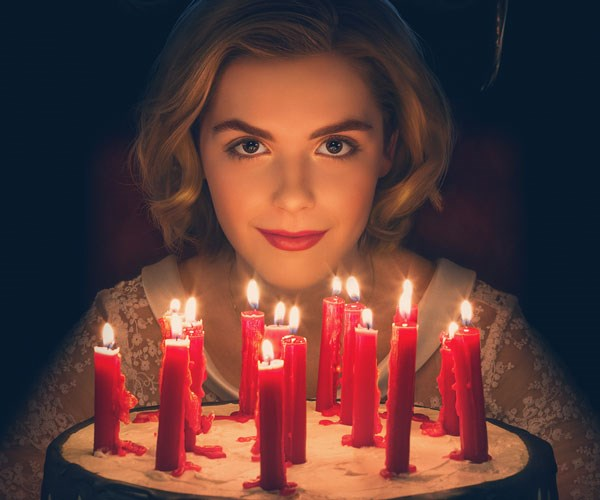The first trailer for Chilling Adventures of Sabrina is here and it is spooky!