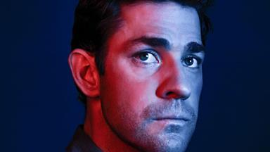 John Krasinski takes on the role of action hero in new TV series Tom Clancy's Jack Ryan