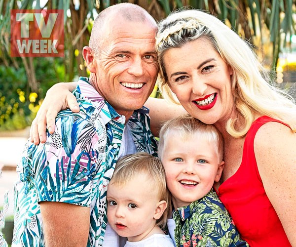The Block's Norm and Jess share their baby plans and the joys of being parents