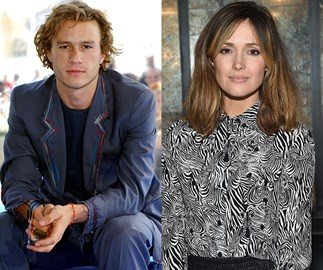 Actress Rose Byrne opens up about Heath Ledger and his reputation in Hollywood
