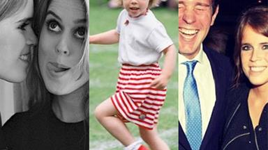 Princess Eugenie's best Instagram moments