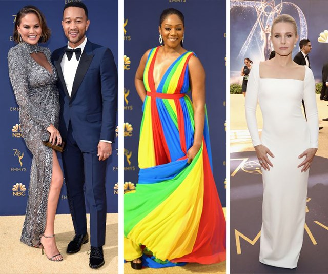 Emmys 2018: Every single look from the red carpet