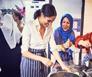 Duchess Meghan dons her apron for new charity cookbook