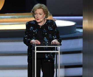 Betty White 2018