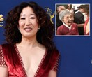 Emmys 2018: Sandra Oh's date to the Emmy's was her Mum and we are smitten