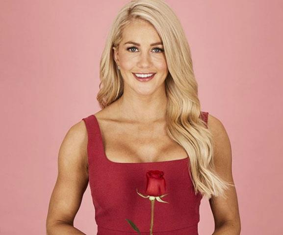 Ali Oetjen was the *Bachelorette 2018*. *(Source: Network Ten)*