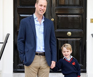 Prince William has revealed Prince George's latest obsession and it's absolutely adorable