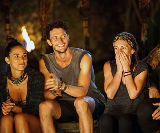 Australian Survivor's Benji on becoming the third player sent home WITH an immunity idol