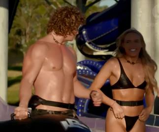 The Bachelor: Fans are losing it over Cass's high-cut bikini
