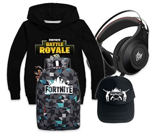 Win 1 of 3 awesome Fortnite prize packs!