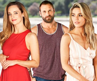 Home and Away's love triangle: Who's heading for a broken heart this week?