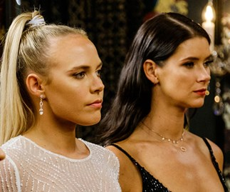Best friends at war! The Bachelor Australia's Britt and Cass go head-to-head for Nick