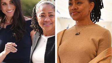 The fascinating story of Baby Sussex's doting new Grandma: Doria Ragland
