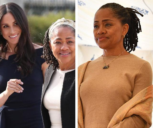 Meghan's mum, Doria is a yoga instructor who inspired a love of the practice in her daughter.