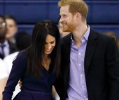 Prince Harry and Duchess Meghan have a ball at the Coach Core Awards
