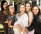 Inside Kate Hudson's very girly baby shower