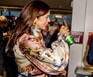 Crown Princess Mary gives nod to her Australian roots by cracking into a beer at UN event